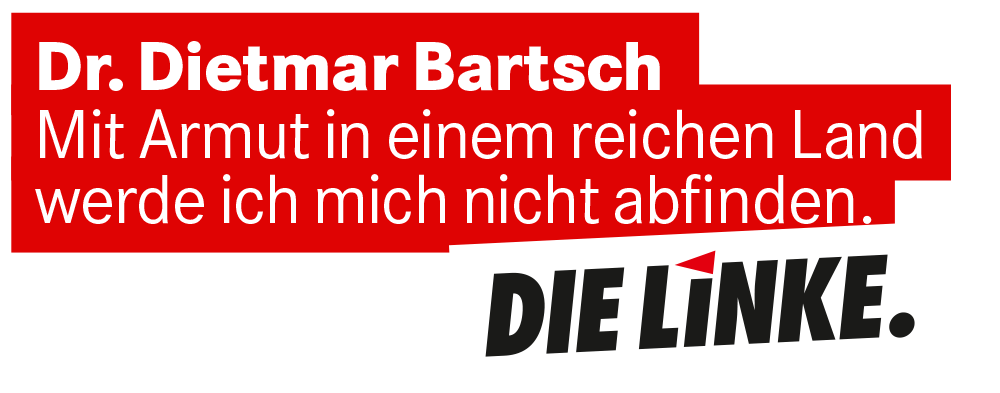 Dr. Dietmar Bartsch – Mitglied des Deutschen Bundestages